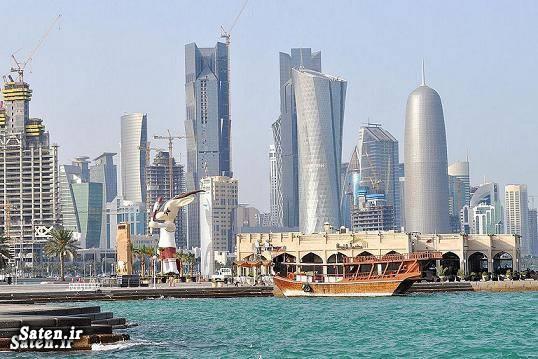 هزینه زندگی در قطر کشور قطر درآمد قطر ایران و قطر