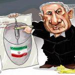 ایران بزرگترین تهدید سایبری!!! / کاریکاتور