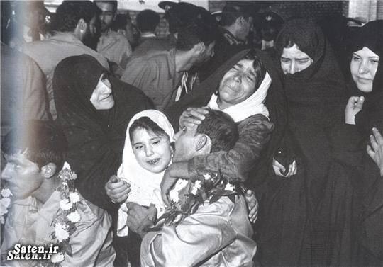 عکس جنگ بیوگرافی علی فریدونی
