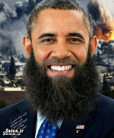کاریکاتور اوباما حامیان داعش جنایات داعش جنایات آمریکا اخبار داعش