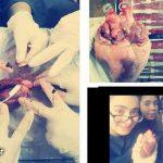 عکس های جنجالی دختران دانشجوی پزشکی با اجساد مردگان (+۲۰)