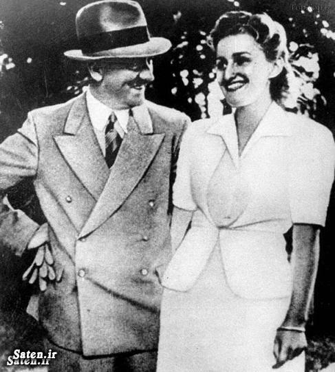 همسر هیتلر بیوگرافی هیتلر