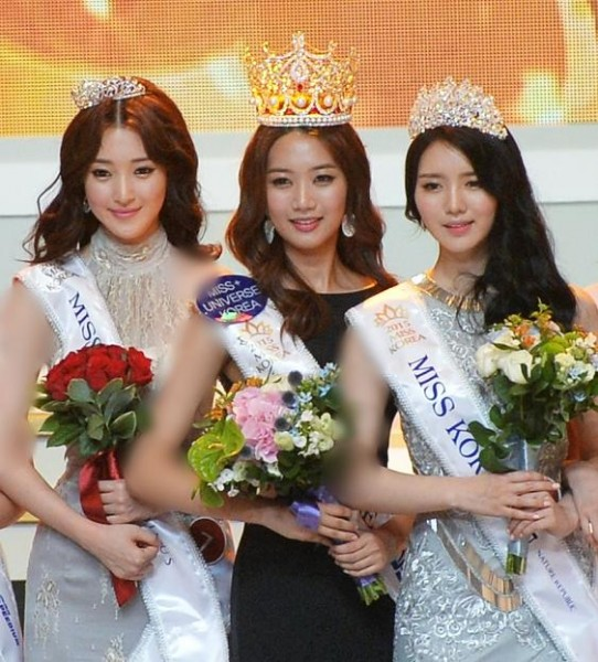 ملکه زیبایی عکس ملکه زیبایی زیباترین دختر دختر کره ای Lee Min ji
