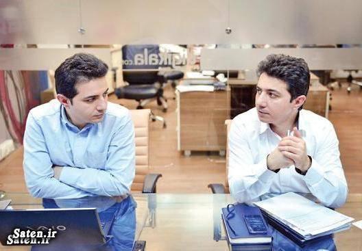 فروشگاه اینترنتی صاحب دیجی کالا درآمد فروشگاه اینترنتی درآمد دیجی کالا بیوگرافی سعید محمدی بهترین شغل استارتاپ