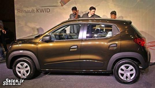 معرفی خودرو مشخصات رنو کوئید قیمت رنو کوئید بررسی خودرو Renault KWID