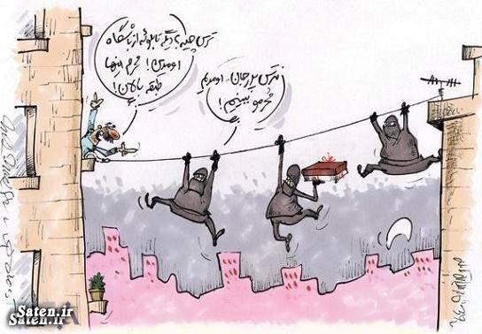 مذاکره مخفیانه برای بازگشت یک فوتبالیست! / کاریکاتور