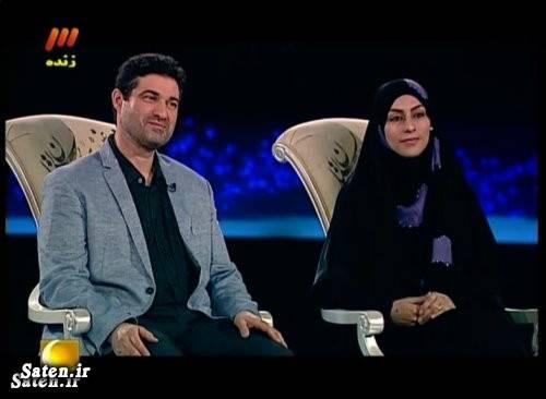 مهمانان ماه عسل بیوگرافی محمد عرب برنامه ماه عسل