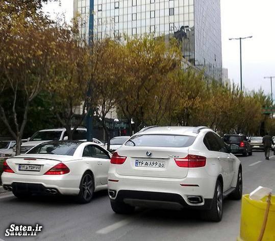 هزینه اجاره خودرو ماشین لوکس در تهران خودرو گرانقیمت اجاره خودرو