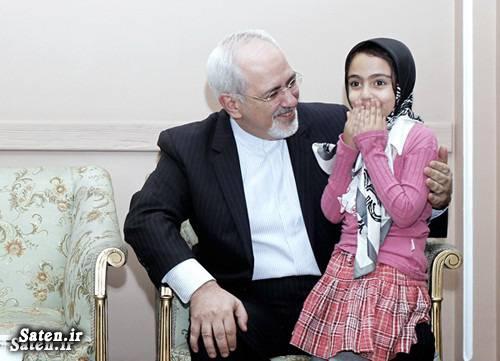 همسر جواد ظریف خانواده جواد ظریف بیوگرافی جواد ظریف اینستاگرام محمد جواد ظریف