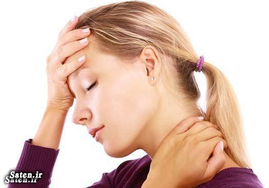عامل سردرد درمان سردردهای معمولی