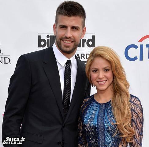 همسر شکیرا بیوگرافی شکیرا ازدواج شکیرا Shakira