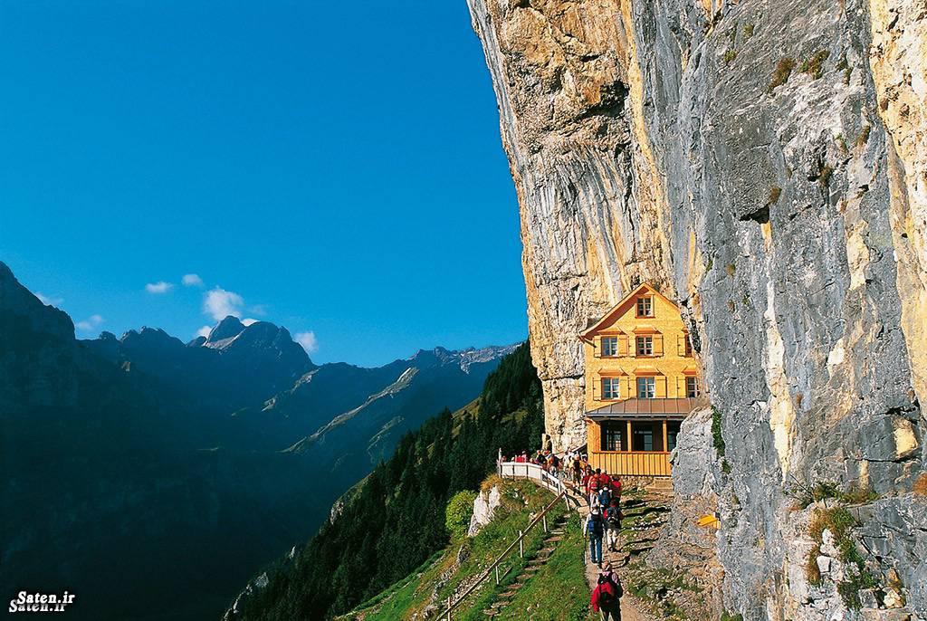 هتل زیبا مناطق دیدنی سوئیس سفر به سوئیس زیباترین هتل بهترین هتل