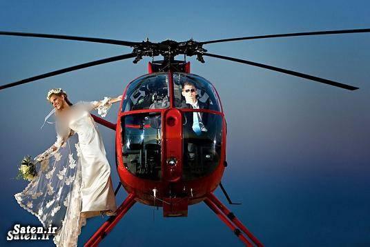 هزینه عروسی ماشین عروس ایرانی گرانترین ماشین عروس عروسی پولدارها جشن عروسی اجاره هلی کوپتر