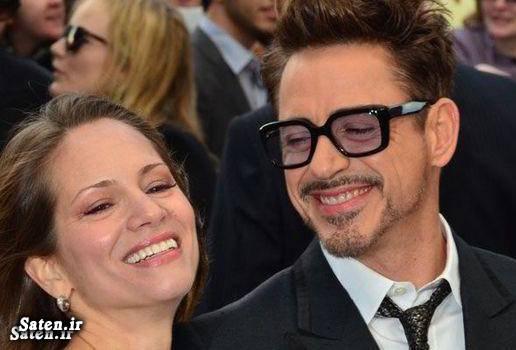 همسر بازیگران شغلهای جدید و پردرآمد  بیوگرافی رابرت داونی جونیور بیوگرافی آمیتا باچان Robert Downey J