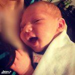 مهسا کرامتی هم مادر شد، ولی در سکوت خبری + عکس
