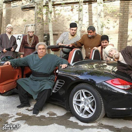 همسر نادر سلیمانی همسر بازیگران بیوگرافی نادر سلیمانی اینستاگرام بازیگران