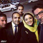 عکس جالب شهاب عباسی با سمیرا سیاح + بیوگرافی
