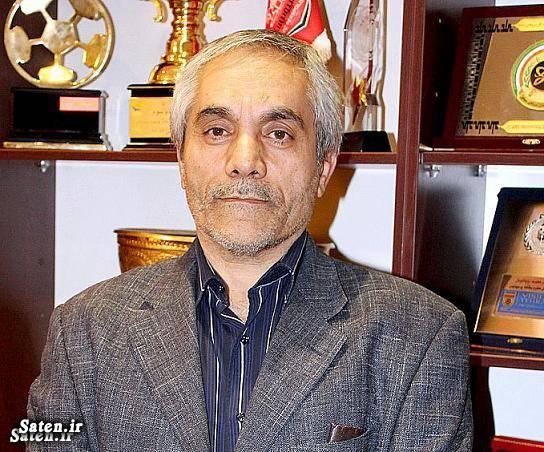 مدیرعامل جدید پرسپولیس بیوگرافی علی اکبر طاهری بیوگرافی حمیدرضا سیاسی اخبار پرسپولیس