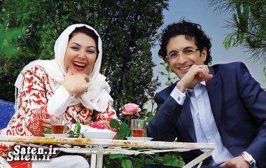لاله اسکندری و همسرش ۲ روز بعد از ازدواج + عکس خانواده
