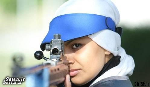 بیوگرافی الهه احمدی