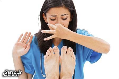 طب سنتی درمان میخچه پا درمان پینه پا درمان بوی پا