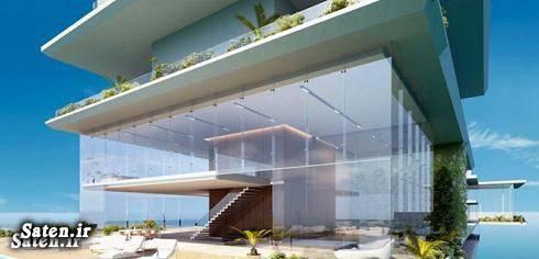 قیمت آپارتمان در دبی پنت هاوس میلیاردی پنت هاوس