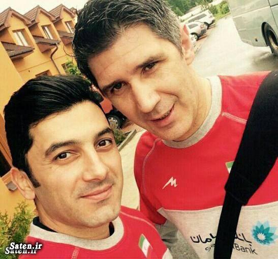 والیبال ایران بیوگرافی کواچ بیوگرافی فرهاد ظریف اخبار والیبال