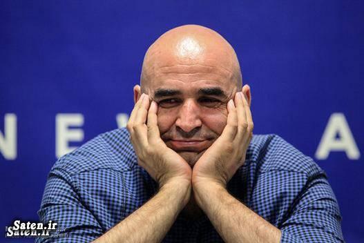 همسر علی مسعودی کمدین خندوانه خندوانه خنداننده برتر بیوگرافی علی مسعودی