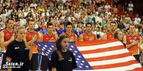 نتایج جام جهانی والیبال برنامه جام جهانی والیبال بازیکنان والیبال آمریکا اخبار والیبال اخبار جام جهانی والیبال