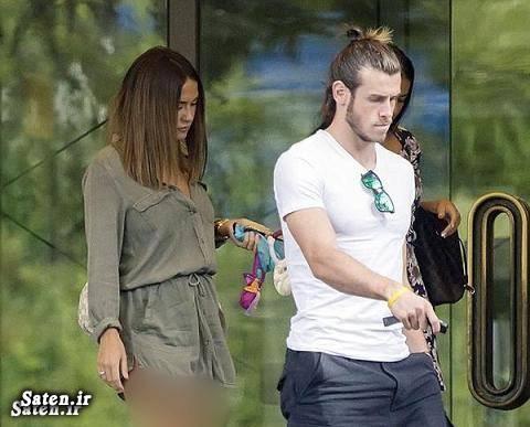 همسر گرت بیل بیوگرافی گرت بیل Gareth Bale