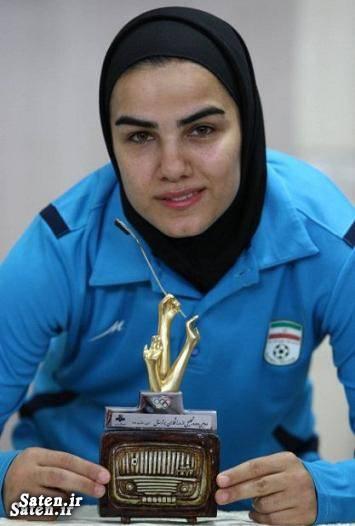 همسر فرشته کریمی فوتسال بانوان فوتبال زنان عکس فوتسال زنان بیوگرافی فرشته کریمی Fereshteh Karimi