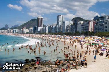 سفره به برزیل سفر به خارج توریستی کلمبیا توریستی پاناما توریستی برزیل