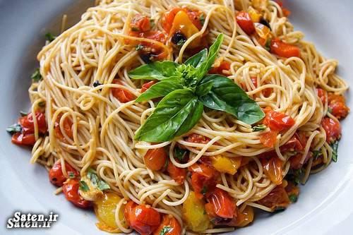 مضرات ماکارونی مجله سلامت درمان افسردگی خواص ماکارونی بهترین غذا آموزش پخت ماکارونی آموزش آشپزی