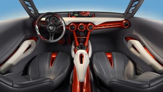 نمایشگاه خودرو فرانکفورت مجله ماشین مجله خودرو خودرو نیسان Gripz Concept