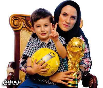 فوتبال زنان فوتبال دختران فوتبال بانوان بیوگرافی نیلوفر اردلان