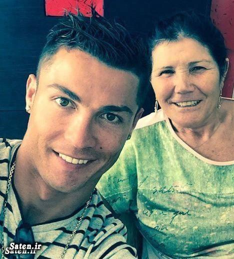 همسر کریس رونالدو خانواده کریس رونالدو بیوگرافی کریس رونالدو