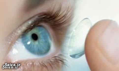 لنزهای چشمی سلامت چشم