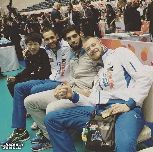 بیوگرافی محمد موسوی بیوگرافی ایوان زایتسف اینستاگرام والیبالیست ها اینستاگرام محمد موسوی