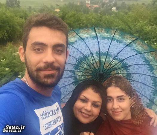 همسر سامان فائزی بیوگرافی والیبالیستها بیوگرافی سامان فائزی اینستاگرام والیبالیست ها saman faezi