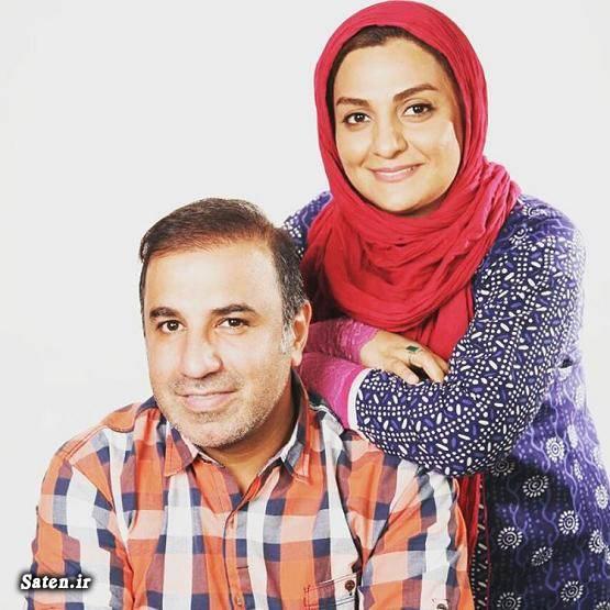 همسر مجری معروف همسر مجری همسر علی سلیمانی همسر بازیگران بیوگرافی علی سلیمانی بیوگرافی سهیلا جوادی