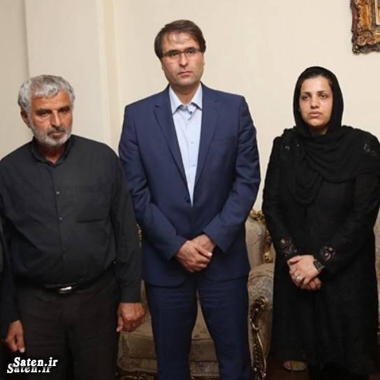 همسر هادی نوروزی نوه امام خمینی خانواده هادی نوروزی بیوگرافی هادی نوروزی بیوگرافی علی اشراقی
