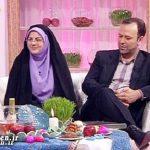 مصاحبه با زهرا رکوعی مجری اخبار + عکس همسرش