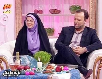 همسر مجری معروف همسر مجری زن همسر زهرا رکوعی بیوگرافی علیرضا نادری بیوگرافی زهرا رکوعی