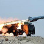 نمایش موشک جنجالی سپاه برای اولین بار / عکس ماهی نهنگ خوار و موشک حوت