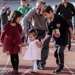 هانی و هانا فرزندان هادی نوروزی + عکس
