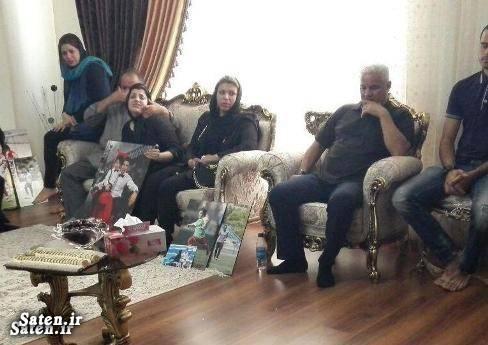 همسر هادی نوروزی علت فوت هادی نوروزی خانواده هادی نوروزی بیوگرافی هادی نوروزی