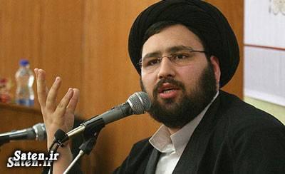 نوه امام خمینی خانواده امام خمینی بیوگرافی سیدعلی خمینی