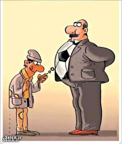 کاریکاتور ورزشی کاریکاتور فوتبال