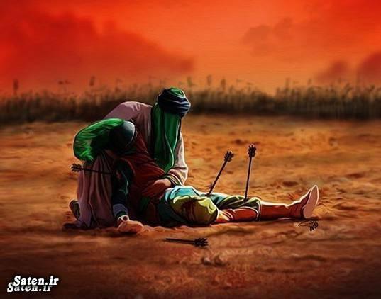 وقایع کربلا شهادت حضرت علی اکبر شهادت امام حسین