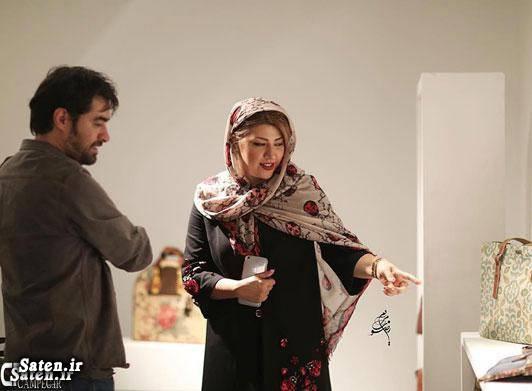 همسر شهاب حسینی بیوگرافی شهاب حسینی بیوگرافی پریچهر قنبری اینستاگرام شهاب حسینی